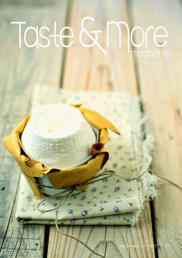 http://issuu.com/tasteandmore/docs/taste_more_magazine_marzo_-_aprile_?e=10688124/11708766