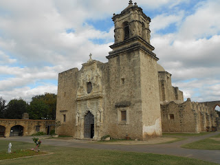 san antonio texas mission