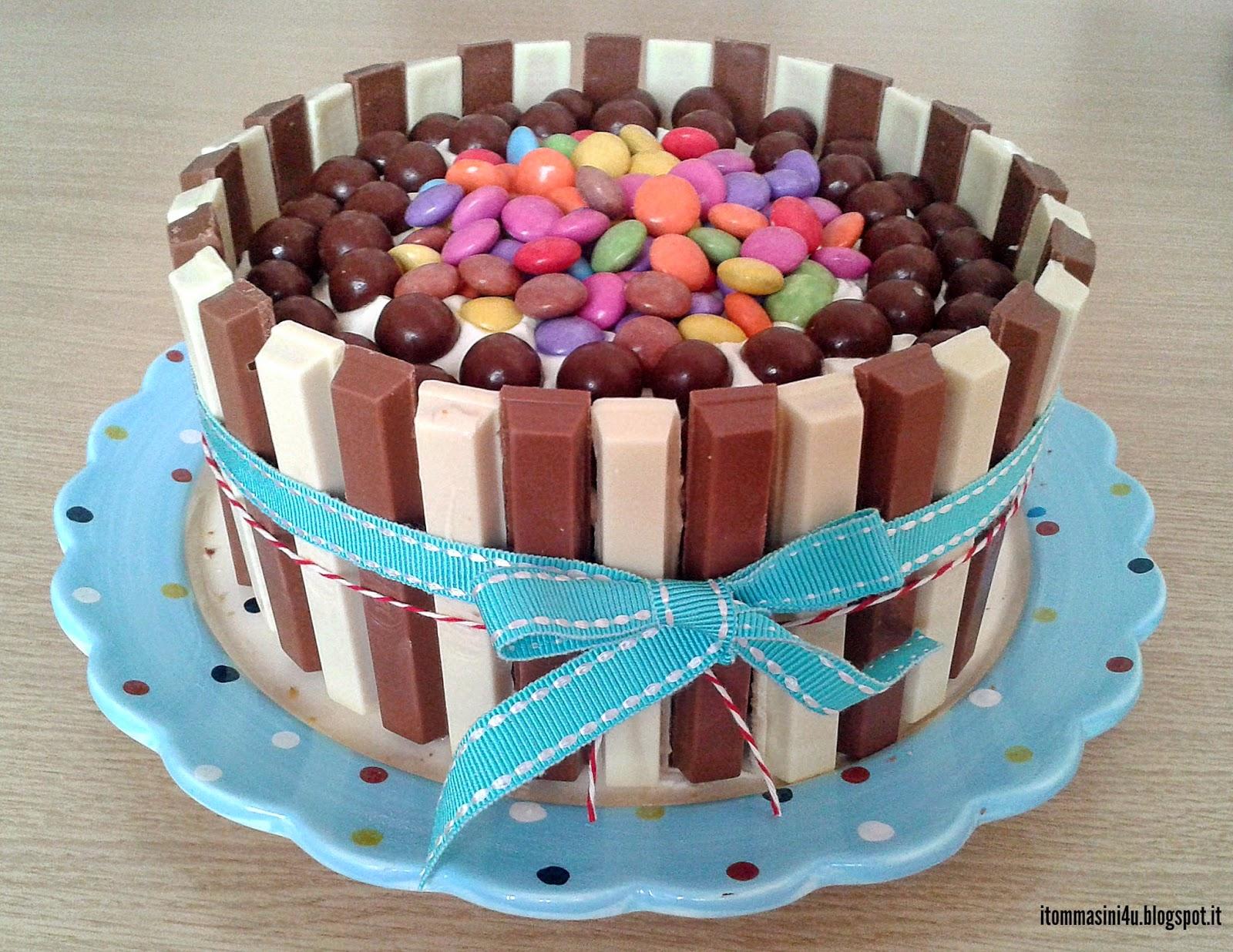 Torta di compleanno for Torta di compleanno per bambini