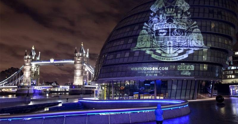 Ehrengast für London gesucht  Reise und Empfang auf dem