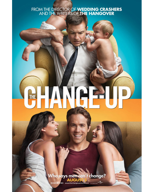 The Change-Up Poster