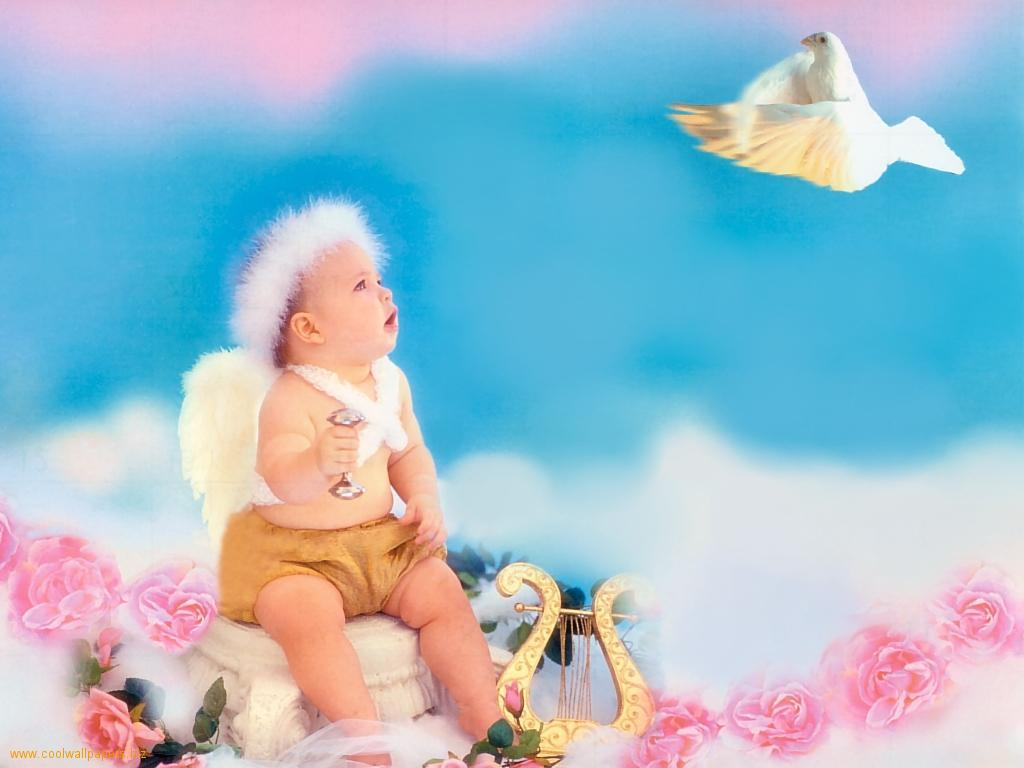 Baby Angels Wallpapers | Tops Wallpapers Gallery