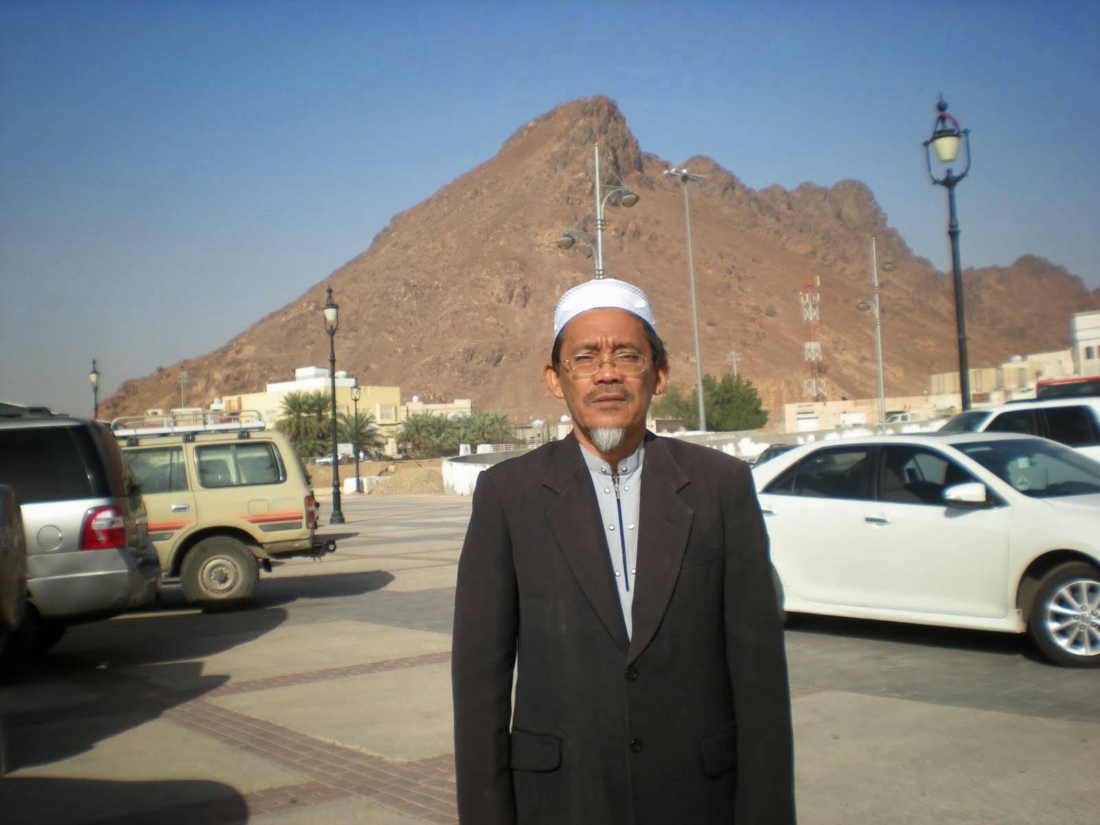 Jabal Uhud, Madinah