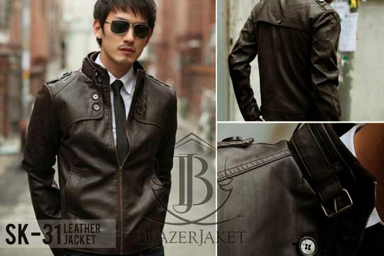 Leather Korean Jacket 31 jaketblazer jaket blazerjaket blazer