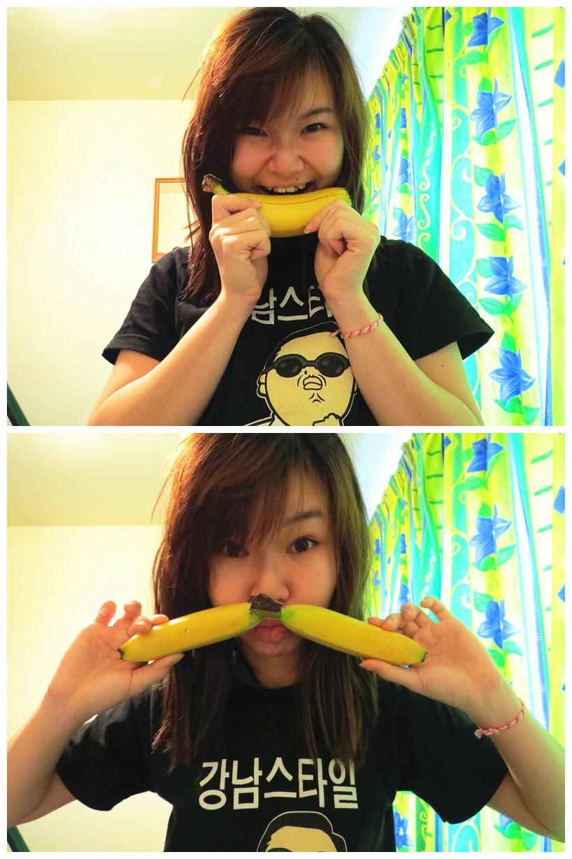 I Love Banana!!