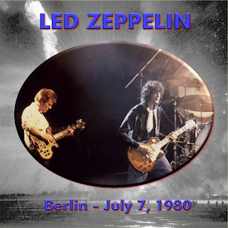 Download - Disk - Led Zeppelin - 07.7.1980. Live In Berlin, Germany, Eissporthalle. (2CD)