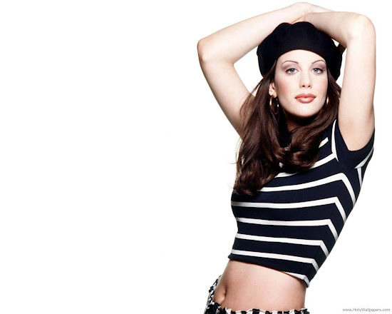 Gorgeous Hollywood Actress Liv Tyler Wallpaper