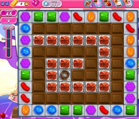 Candy Crush Saga 651