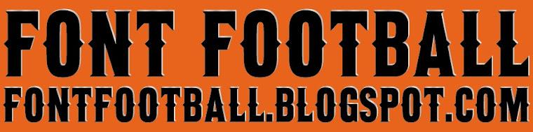 FONT FOOTBALL