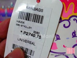 Hawk Bags Price