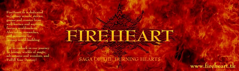 FireHeart - Exploring Fantasy Worlds