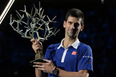 TENIS - Masters 1000 de París 2015: 4 veces ya ha alzado Djokovic el trofeo de París, sexto Masters 1000 del año