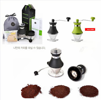 Coffee bean Grinder  (Click photo !)