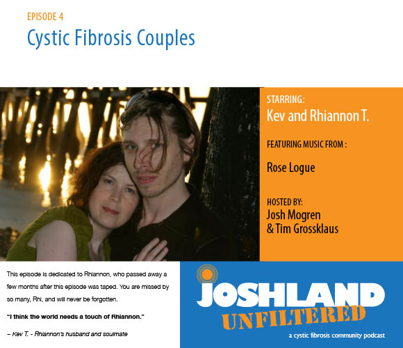 Cystic fibrosis and dating