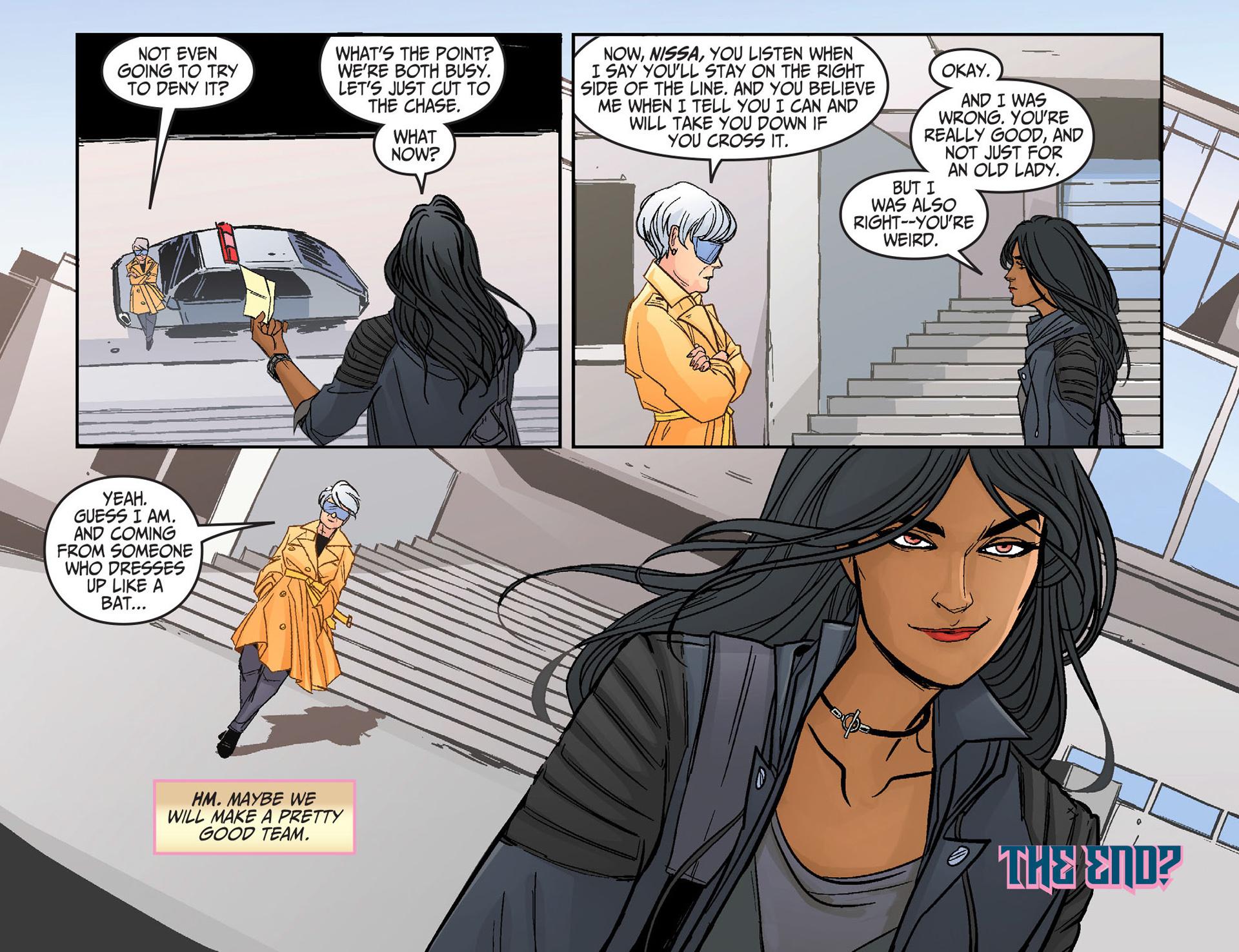 Batman Beyond (2012) Issue #29 #29 - English 22