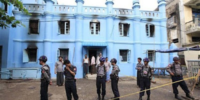 Lima Polisi Negara Paling Korup di Dunia