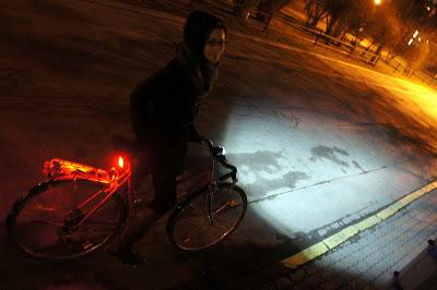 światełka na rower Energizer Bike Light