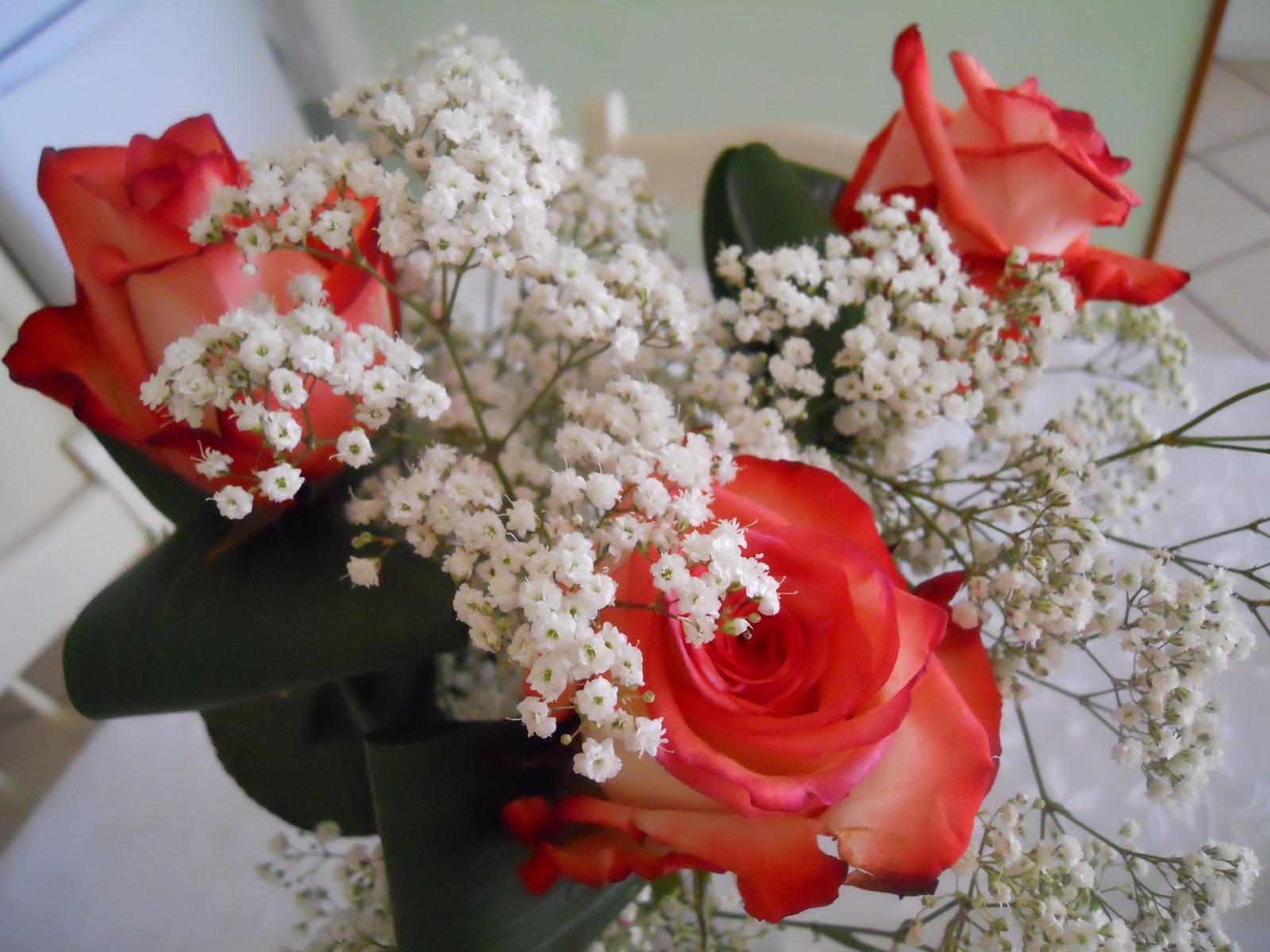 Цветы настоящие фото