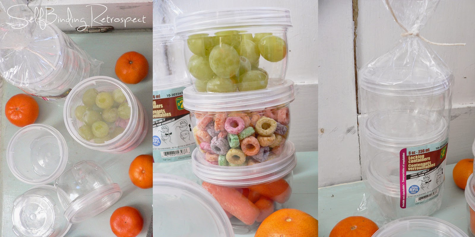 smart momma snack plan
