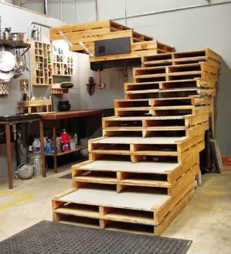 escadas-paletes-de-madeira