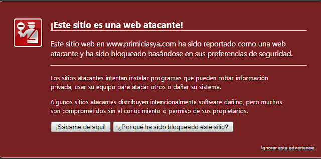 La ventana indiscreta de julia hackearon el sitio de for Espectaculo primicias ya