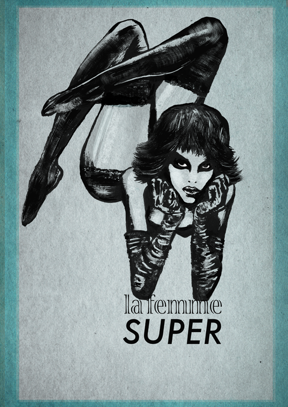 la femme Super