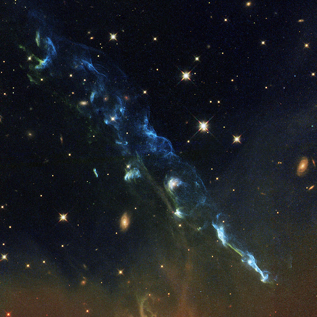 Herbig-Haro object HH 110