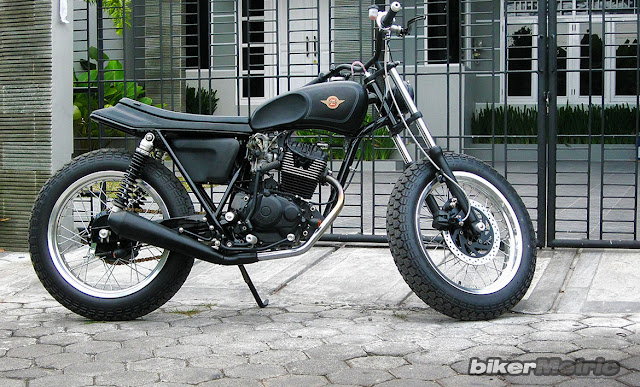 custom honda gl200 | daiztdesign