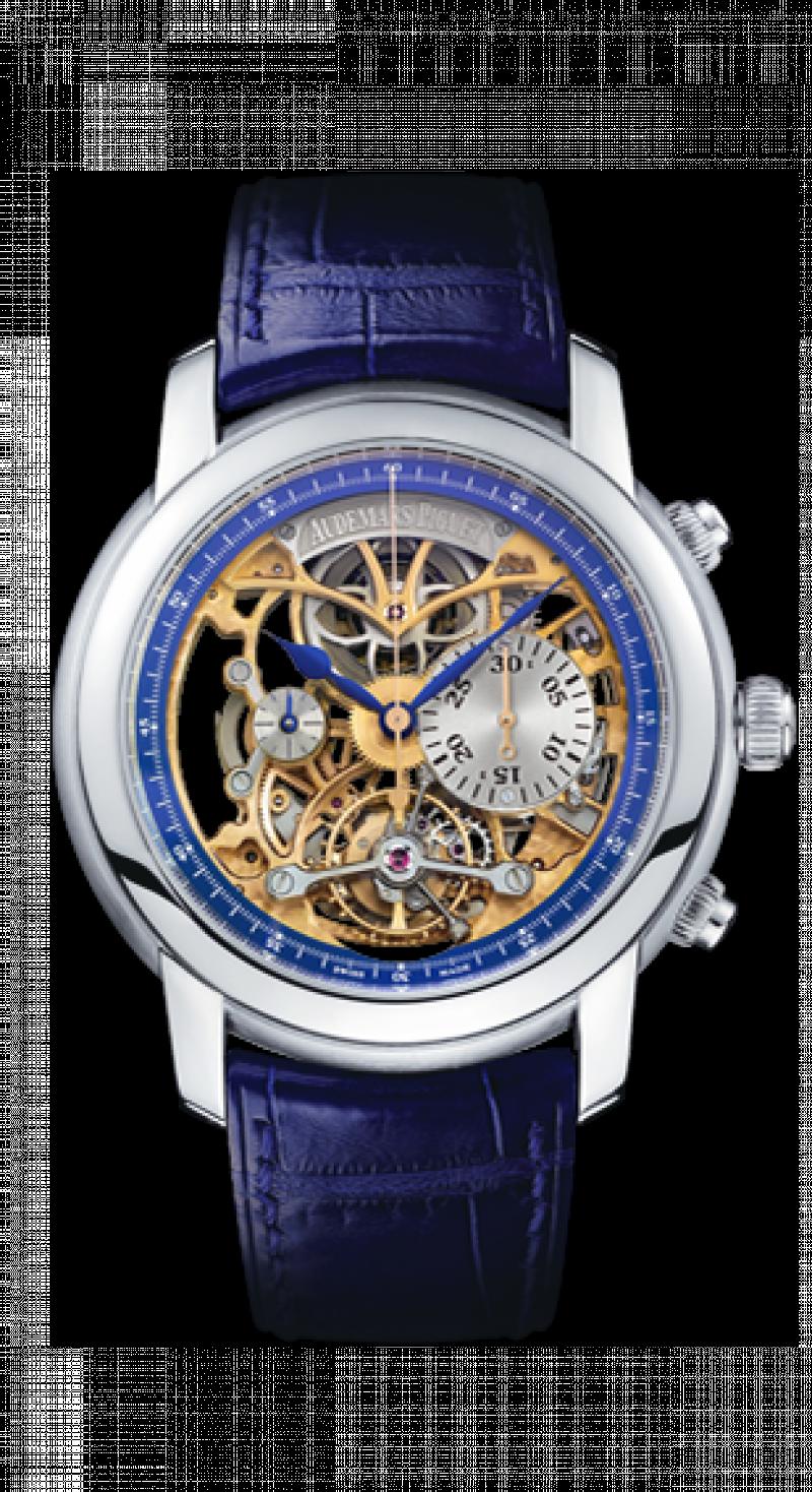 http://www.audemarspiguet.com/en/watch-collection/jules-audemars/skeleton-jules-audemars-tourbillon-chronograph/26353PT.OO.D028CR.01