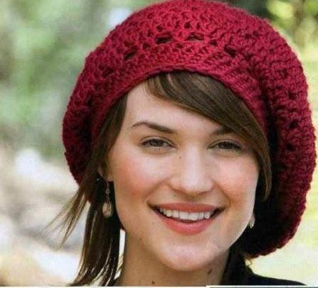 Boina a Crochet