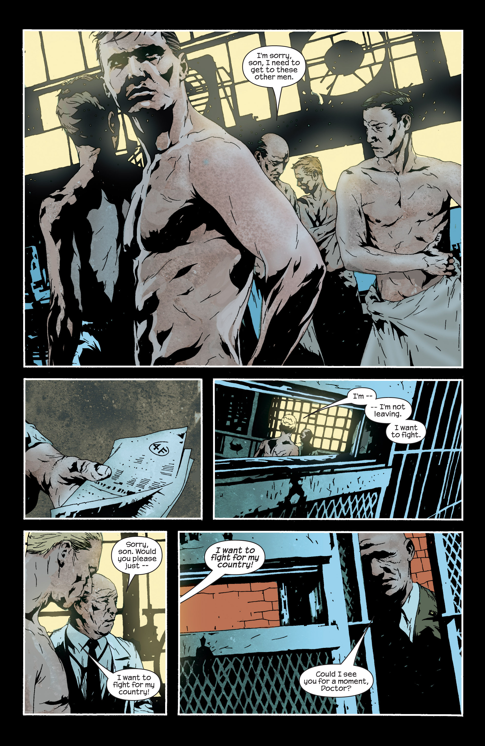 Captain America (2002) Issue #14 #15 - English 14