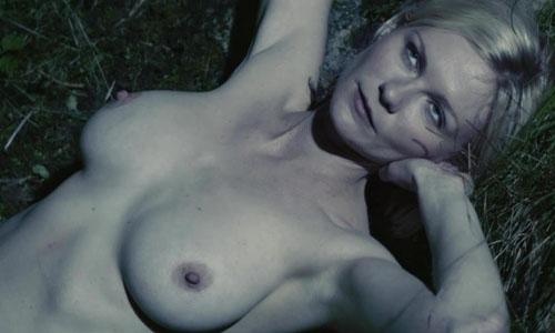 Kirsten Dunst Em Melancolia