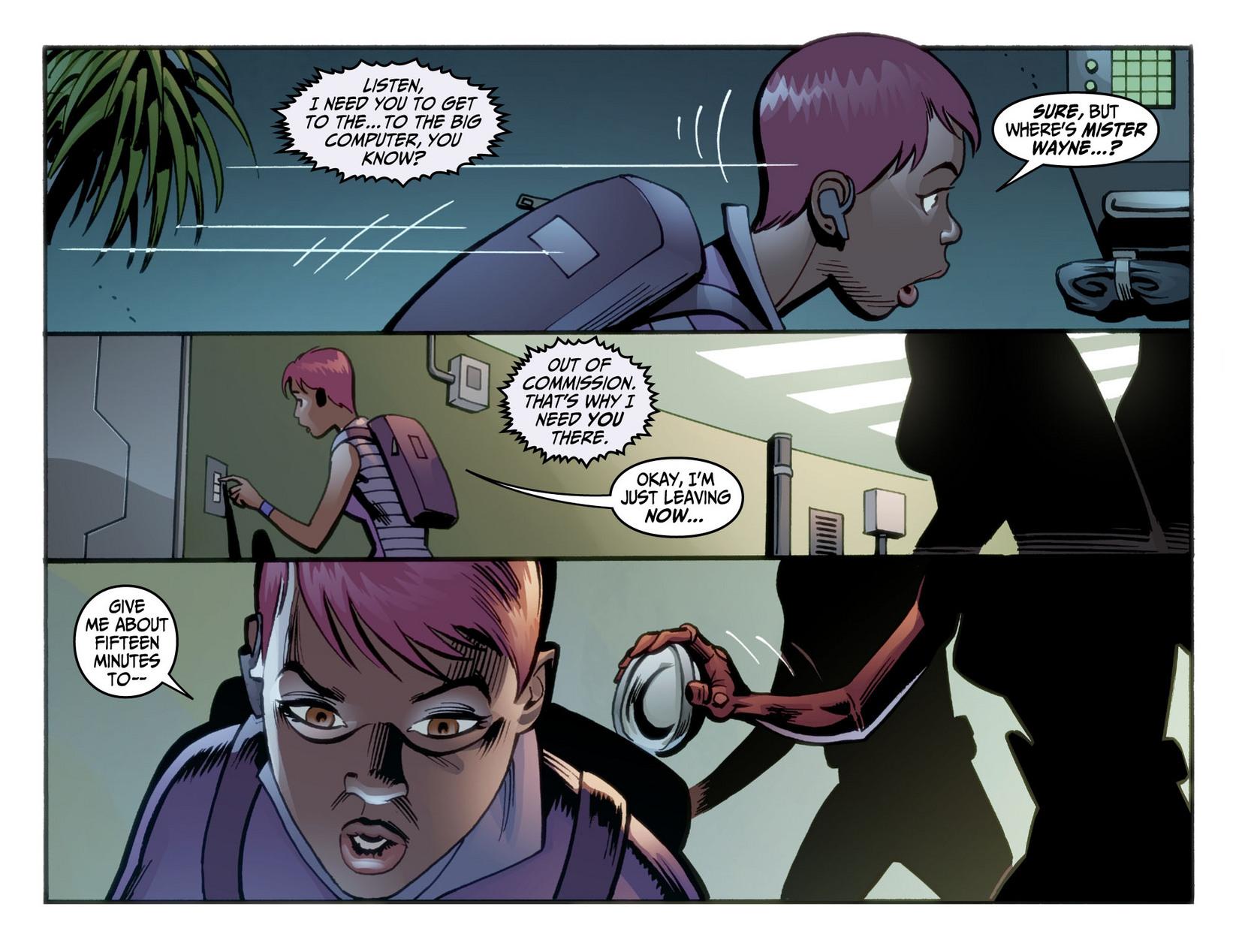 Batman Beyond (2012) Issue #12 #12 - English 13