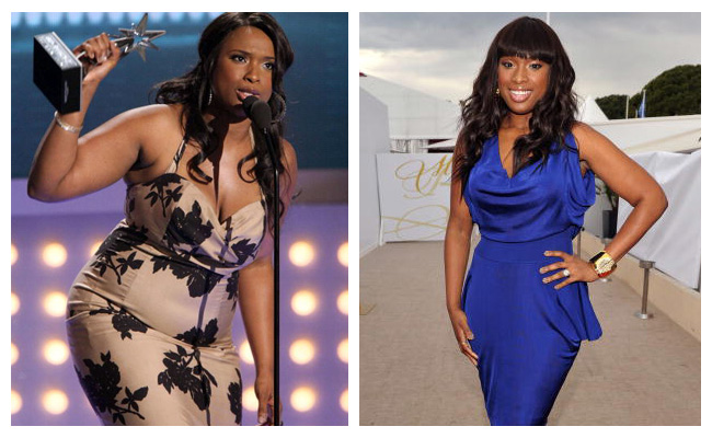Jennifer Hudson Weight Loss Before And After