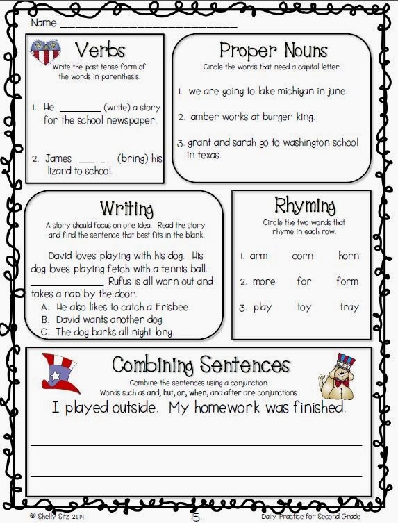 ... Language Review Grade 5 Worksheets Furthermore 6th Grade Language Arts