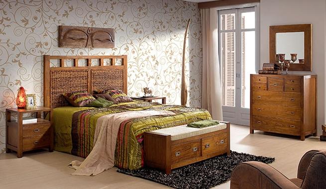 Decoracion con vinilo decorativo murales papel pintado - Papel pintado dormitorio principal ...