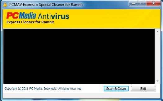 Tutorial : Cara menghilangkan virus ramnit shortcut dengan Ramnit Killer