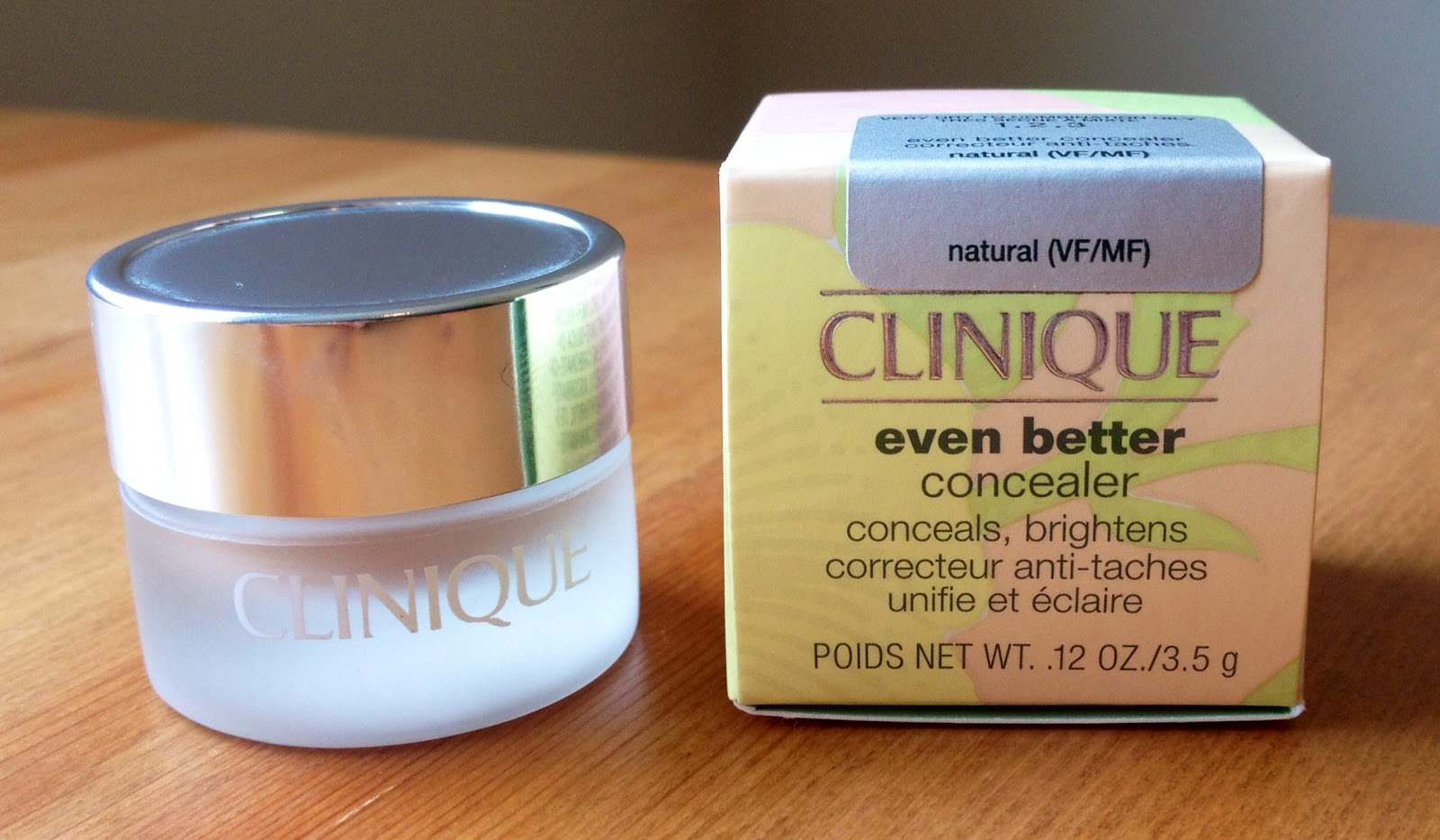 Clinique even better concealer review