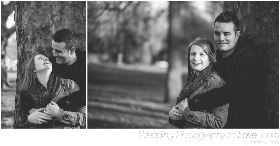 couple portraits in Hyde Park