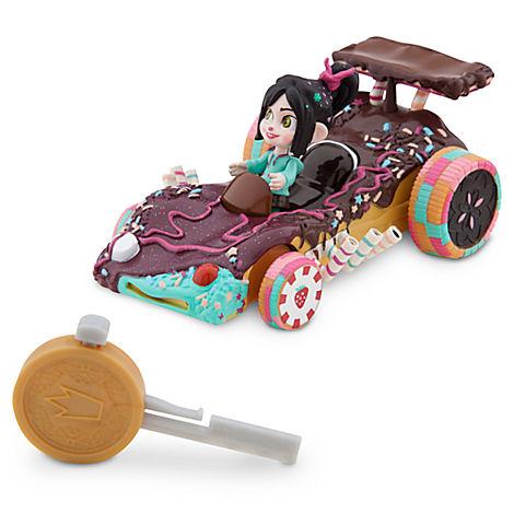 Wreck-It Ralph Vanellope Von Schweetz Car