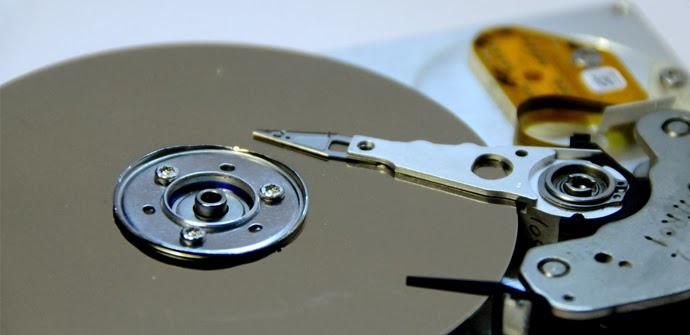 Minimizar el tamaño actual de los discos duros