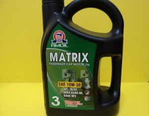 Amoil Matrix mineral ENGINE Oils