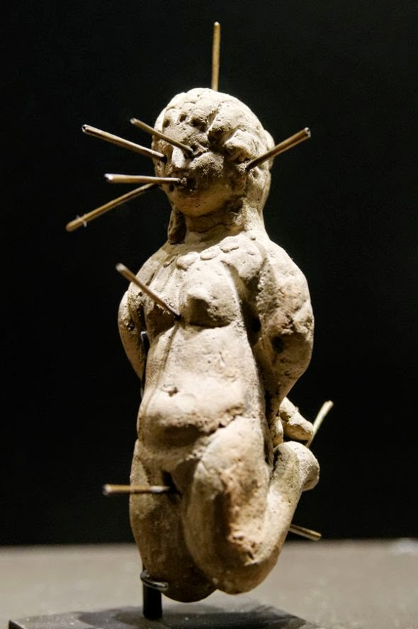 Arqueología E Historia Del Sexo Magia Y Sexo Kolossoi Los Muñecos