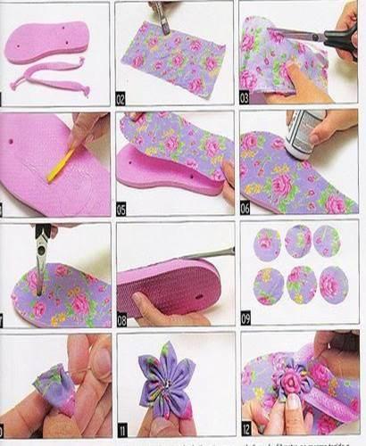 Variedades lugle manualidades con costura como realizar for Manualidades con tela paso a paso