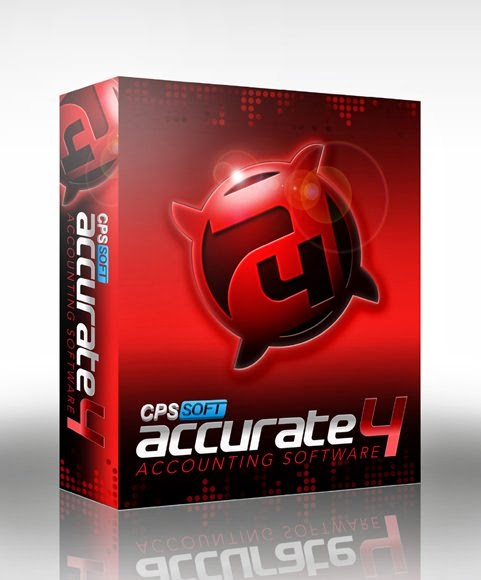Accurate Accounting Software 4 Logo