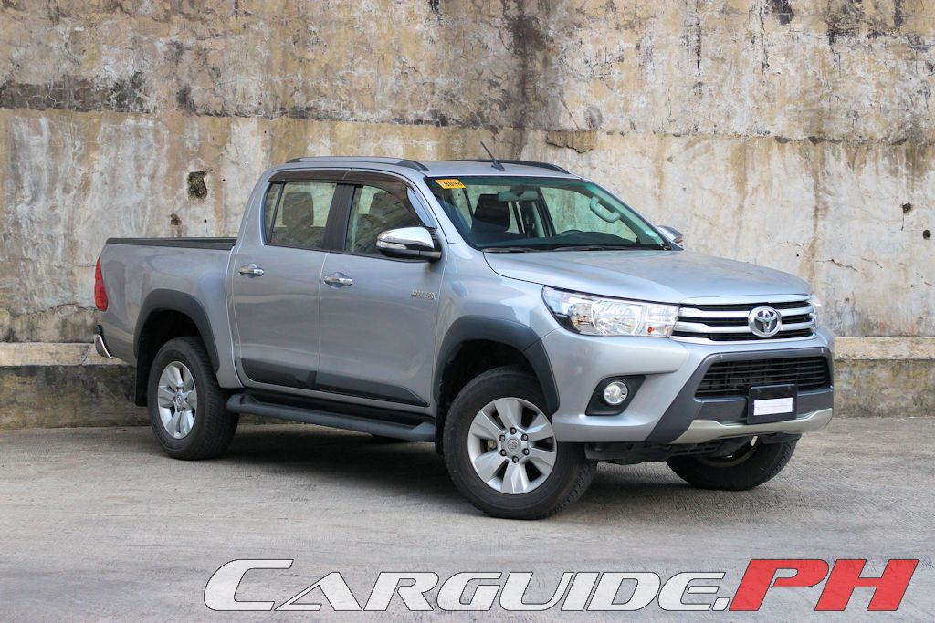 Review: 2015 Toyota Hilux 4x2 G M/T | Philippine Car News ...