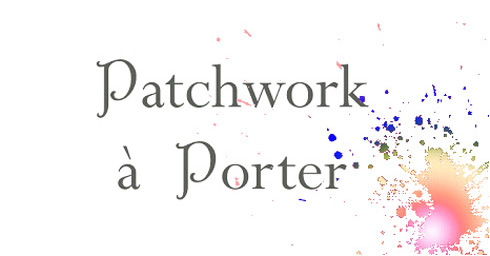 Patchwork à Porter Fashion Blog