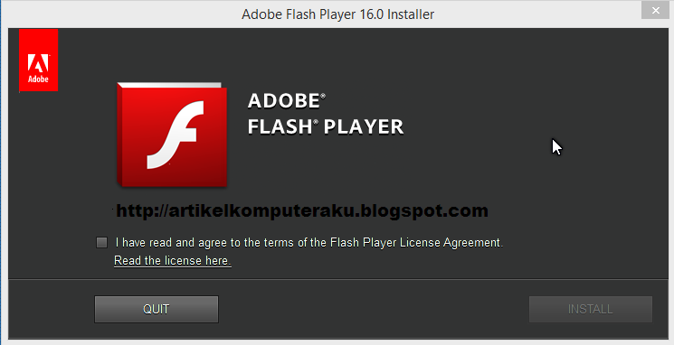 adobe flash player system requirements
