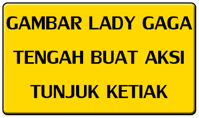 gambar lady gaga