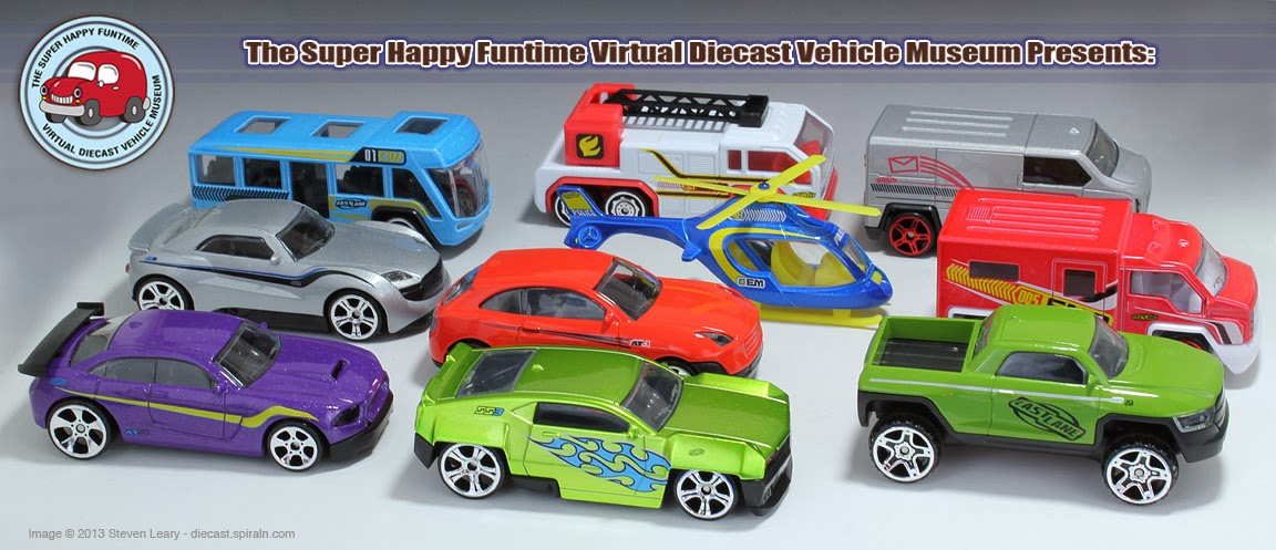 The Super Happy Funtime Diecast Blog: New Additions: Toys R Us ...